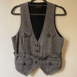 Madewell Herringbone Vest